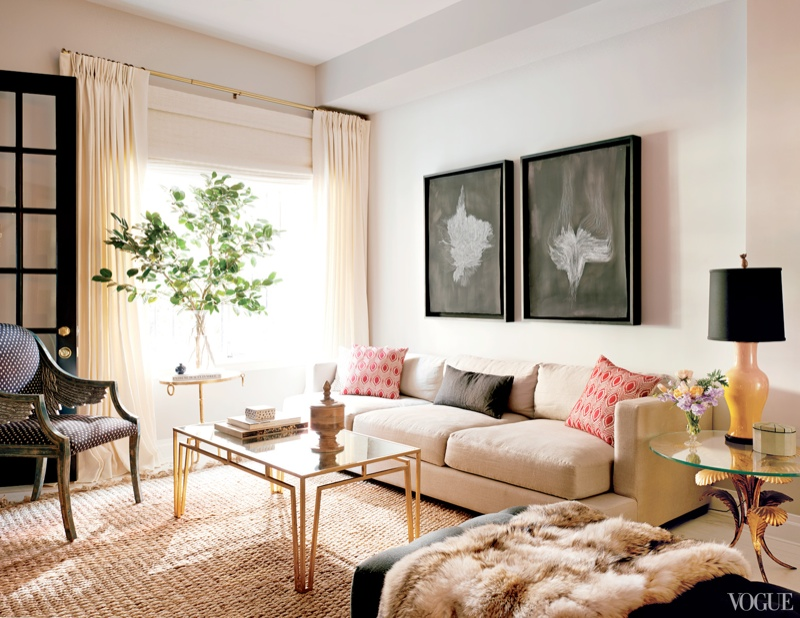 karlie kloss home3 Here Are Photos of Karlie Kloss NYC Townhouse for Vogue