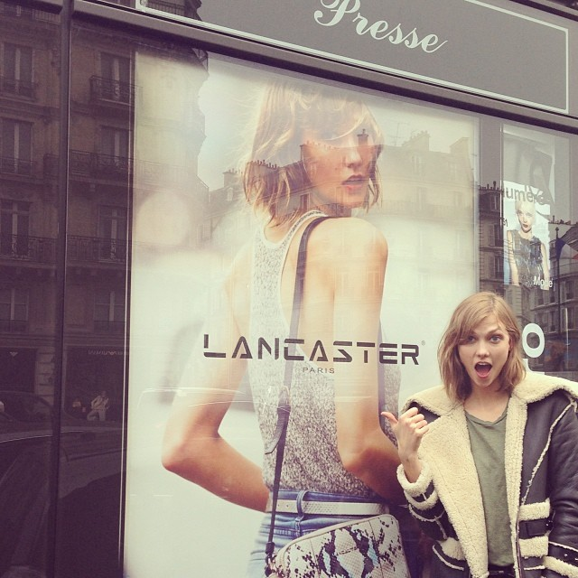 Instagram Photos Of The Week Karlie Kloss Isabeli Fontana More