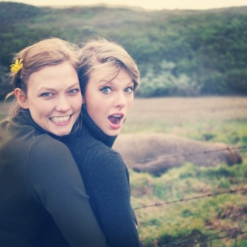 BFFs Karlie Kloss & Taylor Swift Take a California Road Trip