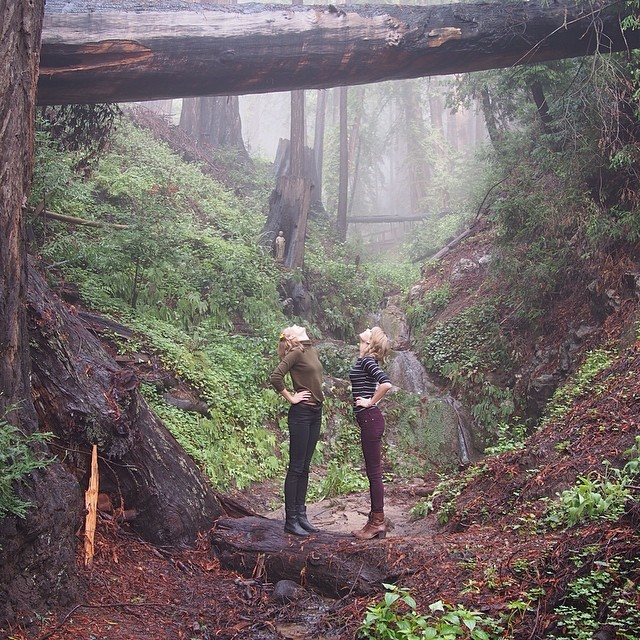 karlie taylor instagram photos9 BFFs Karlie Kloss & Taylor Swift Take a California Road Trip