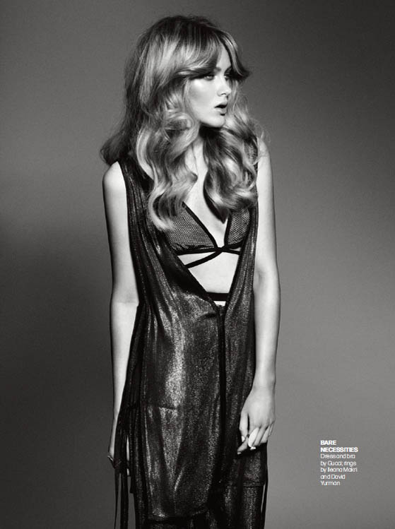 let shine5 Let it Shine: Laura Kargulewicz Dazzles in Tatler Hong Kong Shoot