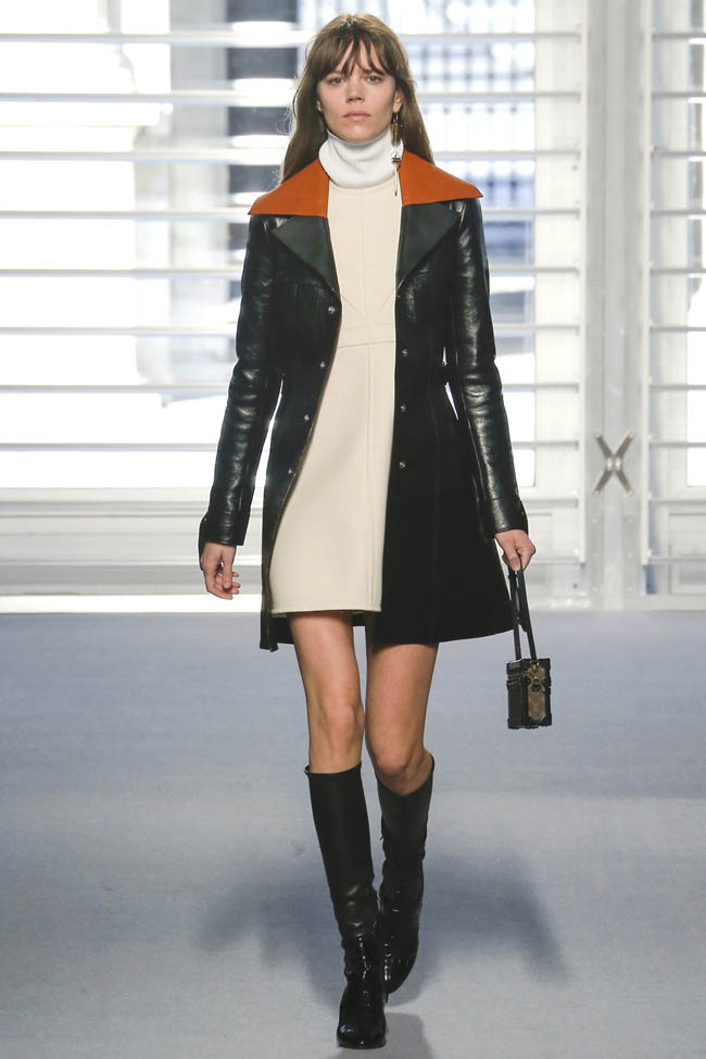 louis vuitton fall winter 2014 show1 Louis Vuitton Fall/Winter 2014 | Paris Fashion Week