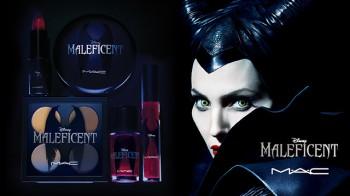 First Look: MAC Cosemetics x Disney's Maleficent Makeup Line