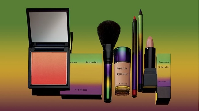 mac cosmetics proenza scouler products1 See MAC x Proenza Schoulers Makeup Collaboration