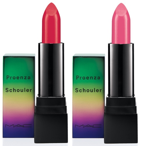 mac cosmetics proenza scouler products2 See MAC x Proenza Schoulers Makeup Collaboration