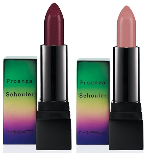 mac cosmetics proenza scouler products3 See MAC x Proenza Schoulers Makeup Collaboration