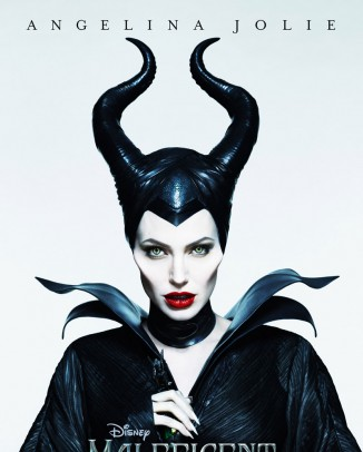 maleficent poster angelina jolie 326x406 Lorde & MAC Cosmetics Collaboration to Launch in June