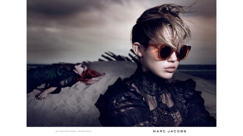 marc jacobs spring 2014 campaign photos8 800x448 See All the Photos From Miley Cyrus Spring Marc Jacobs Ads