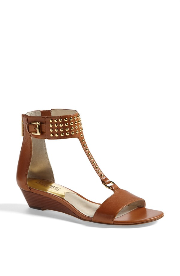 michael kors wedge sandals 5 Spring Break Must Haves | From Bikinis to Sunglasses