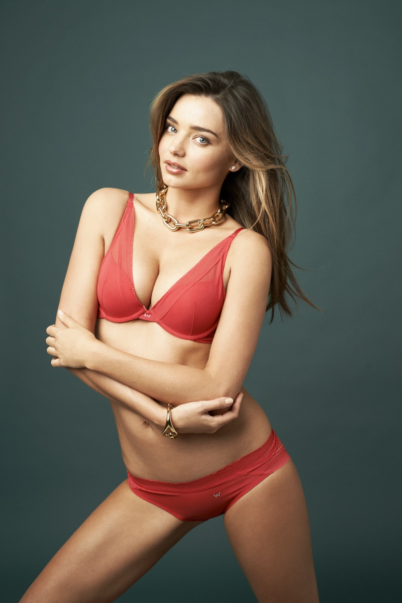 miranda kerr wonderbra 20141 Miranda Kerr is the Face (and Body) of Wonderbra