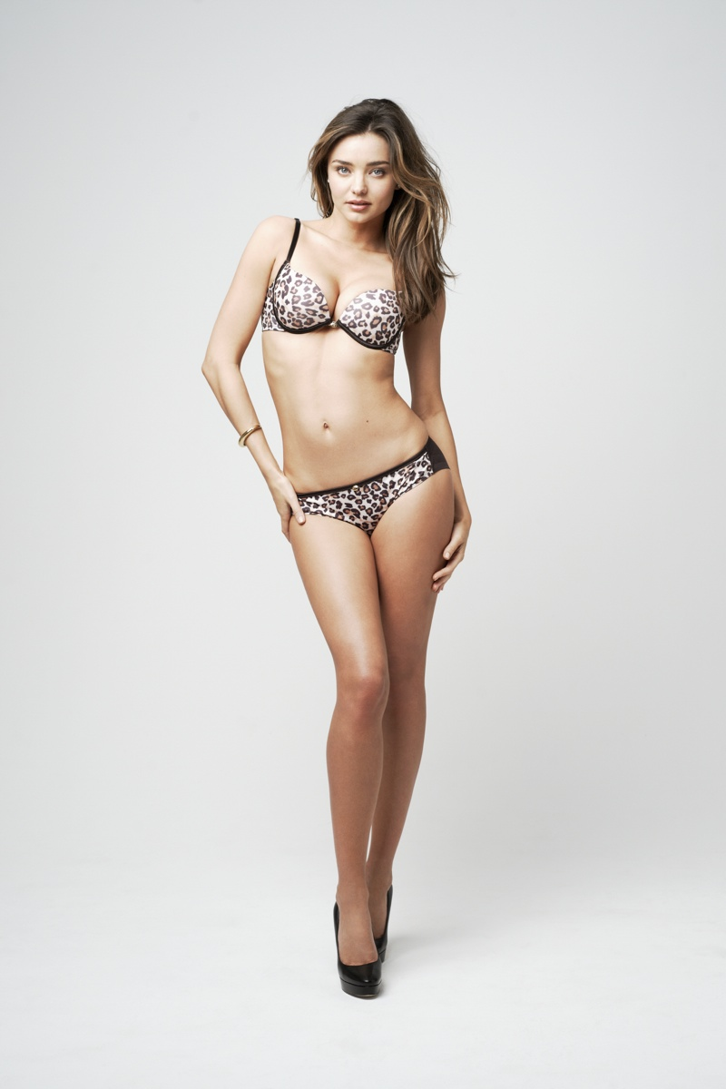 miranda kerr wonderbra 20142 Miranda Kerr is the Face (and Body) of Wonderbra