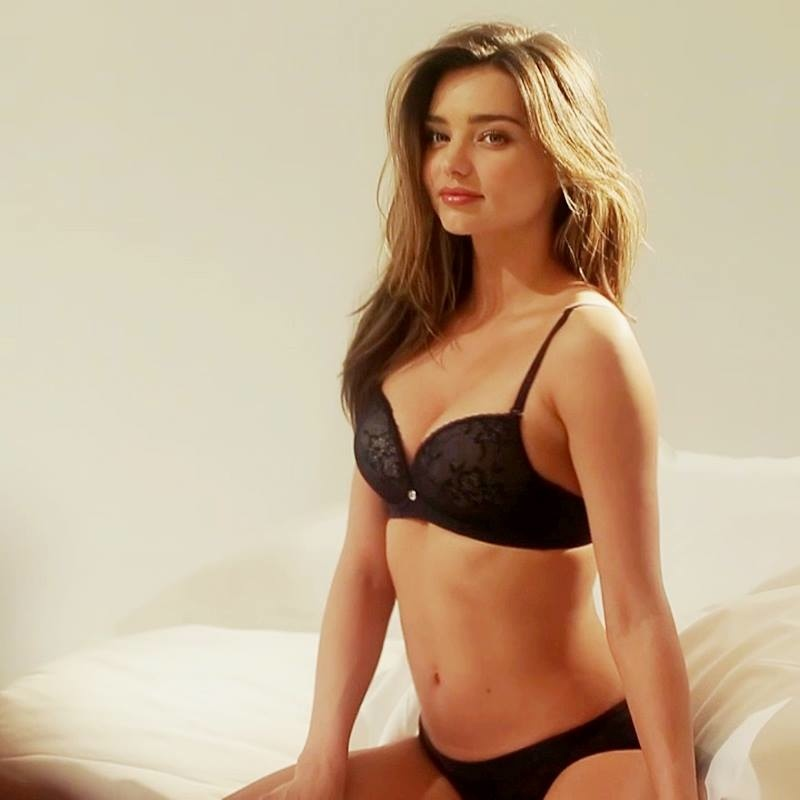 miranda kerr wonderbra 20143 Miranda Kerr is the Face (and Body) of Wonderbra