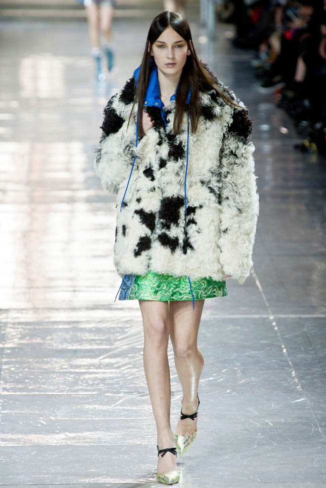 miu miu fall winter 2014 show30 Miu Miu Fall/Winter 2014 | Paris Fashion Week