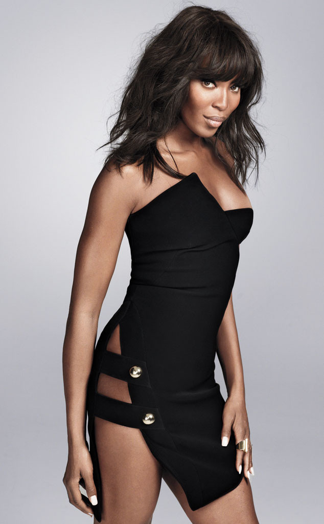 naomi campbell shape2 Naomi Campbell Covers Shape Magazine, Looks Amazing as Usual