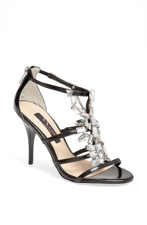 nina crystal sandals 6 Great Spring/Summer Sandal Trends