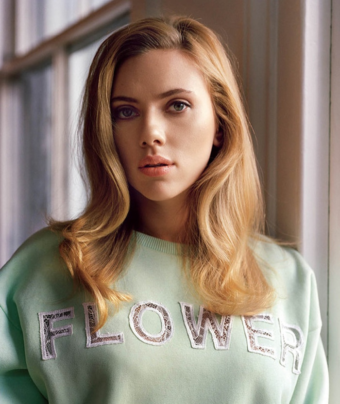 """Scarlett Johansson Stars in WSJ, Wants to Be More Than an """"Object of Desire"""""""