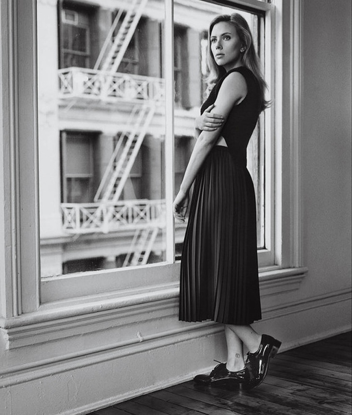 scarlett johansson 2014 3 Scarlett Johansson Stars in WSJ, Wants to Be More Than an Object of Desire