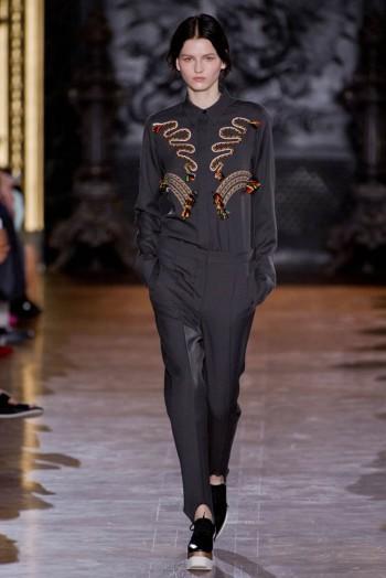 Stella McCartney Fall/Winter 2014   Paris Fashion Week