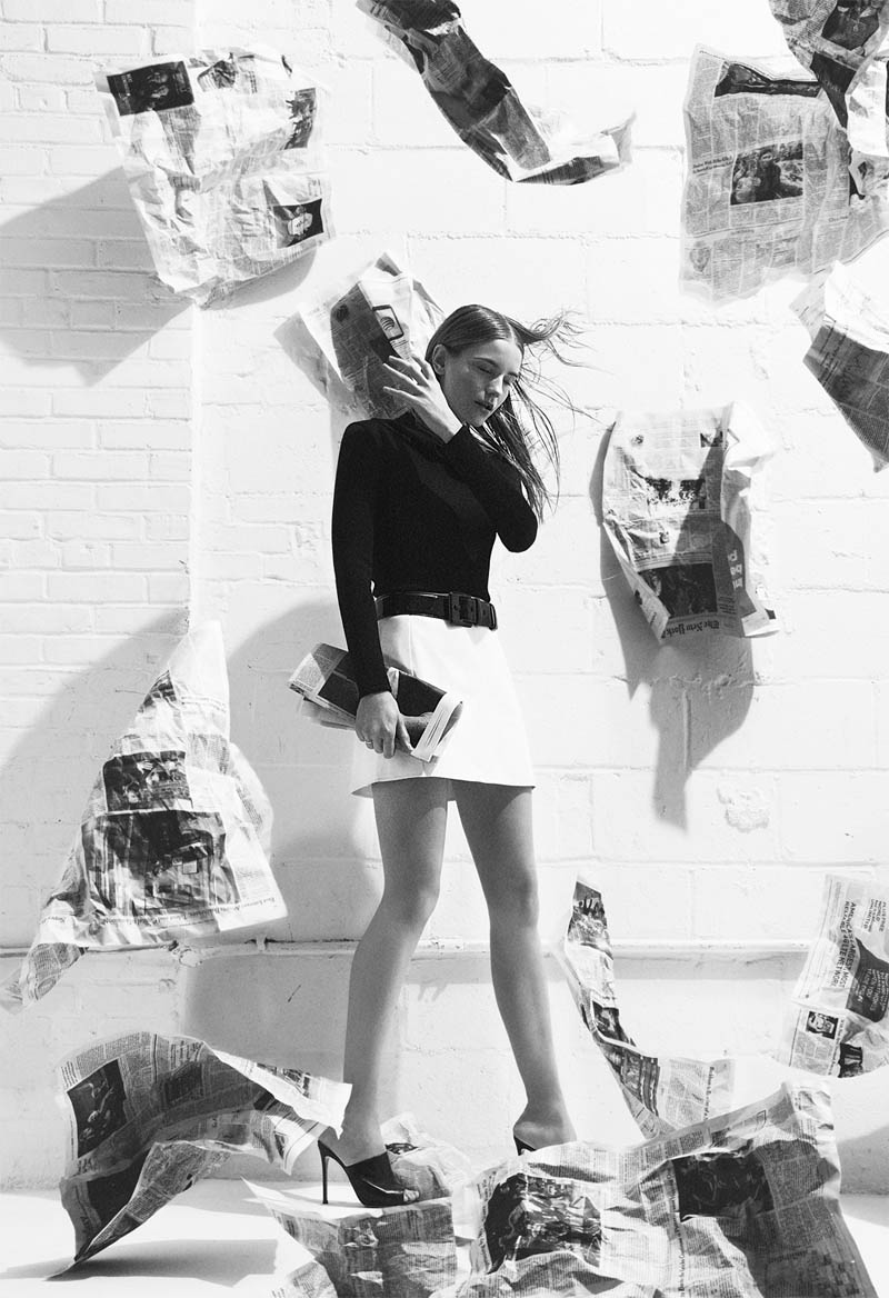 styleby shoot7 New Style: Sara Blomqvist & Dorothea Barth Jorgensen for Styleby #24