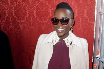 Lupita Nyong'o, Elle Fanning + More at Miu Miu Show by Terry Richardson