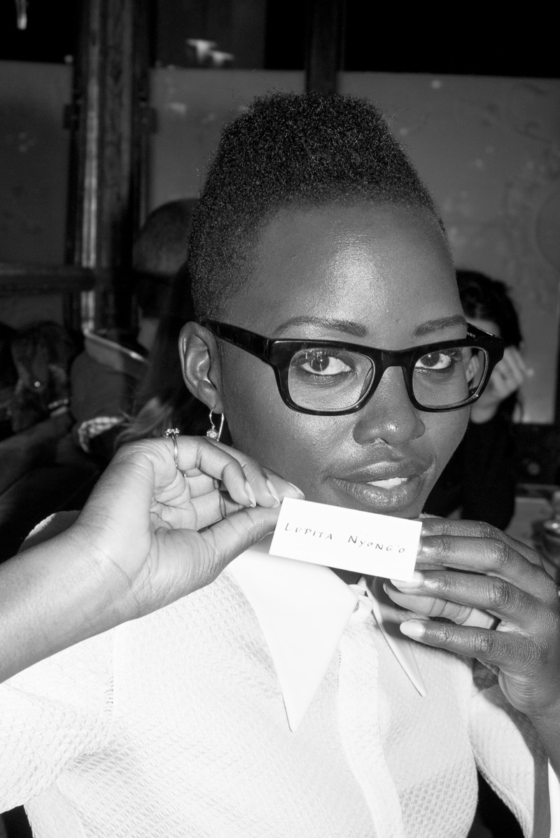 terry miu miu3 Lupita Nyongo, Elle Fanning + More at Miu Miu Show by Terry Richardson