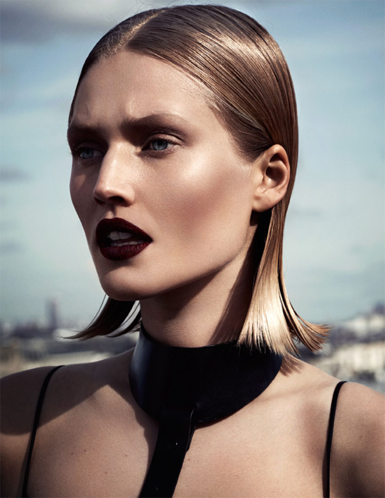 toni garrn photos13 Toni Garrn Gives Vixen Vibes in Interview Russia Shoot