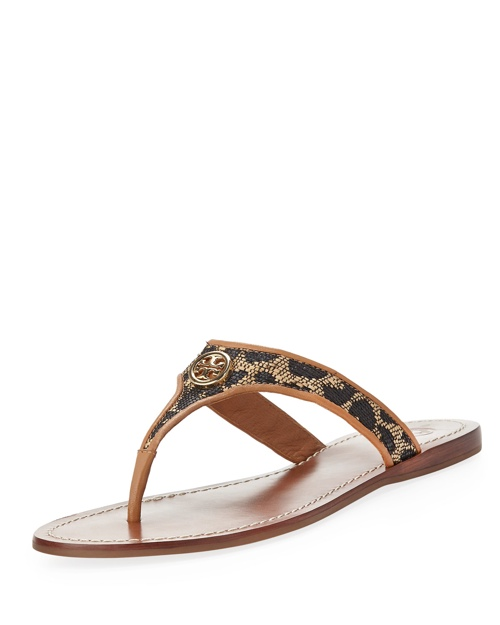 tory burch thong sandals 6 Great Spring/Summer Sandal Trends