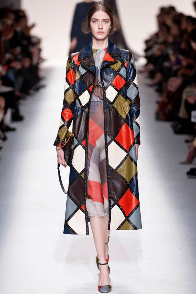 valentino fall winter 2014 show50 Valentino Fall/Winter 2014 | Paris Fashion Week