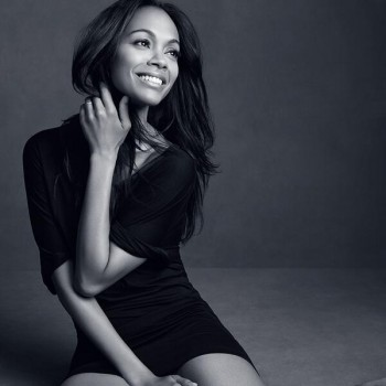 Zoe Saldana Lands L'Oreal Paris Contract