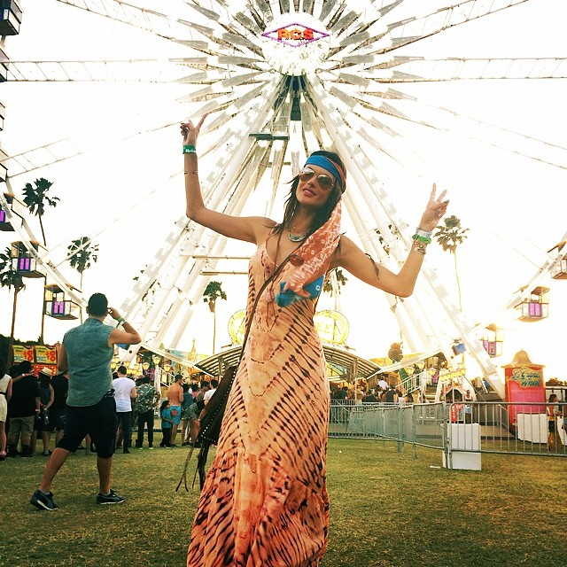 ale hippy Instagram Photos of the Week | Erin Heatherton, Jac Jagaciak + More Models