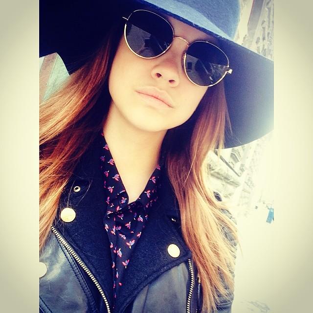 barbara palvin hat Instagram Photos of the Week | Emily Ratajkowski, Suki Waterhouse + More Models