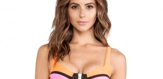 beach bunny neon zip top swim 326x159