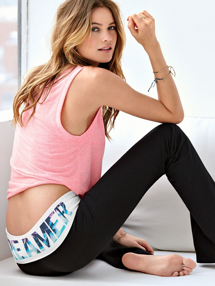 behati prinsloo victorias secret photo shoot10 Behati Prinsloo Wows in New Victorias Secret Photo Shoot