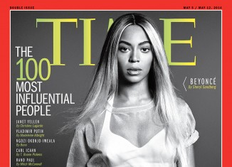 beyonce time 100 influential people 326x235