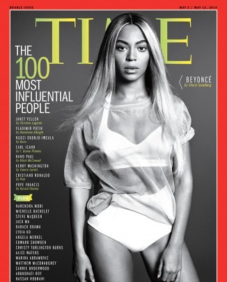 beyonce time 100 influential people 326x406