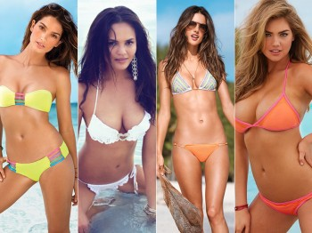 Swim Season! 10 Photos of Models in Bikinis for Fitspiration