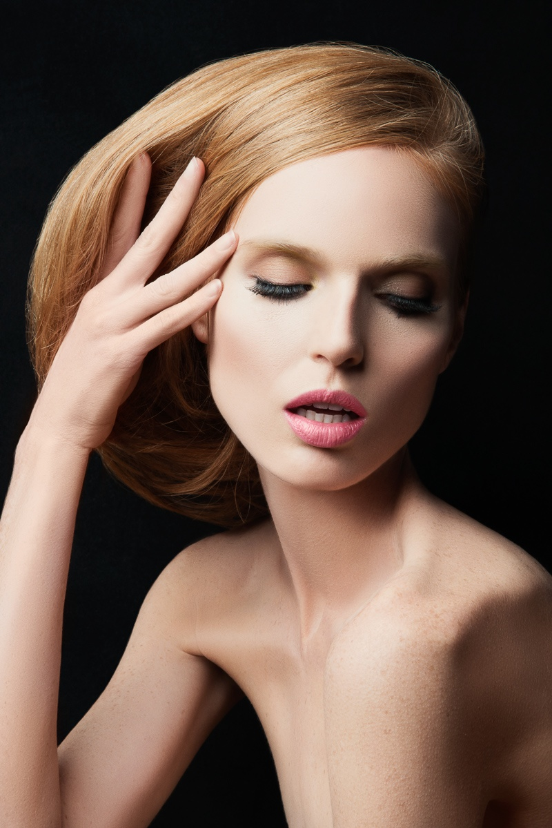 blonde tse shoot2 Golden Locks: Nell Rebowe by Jeff Tse