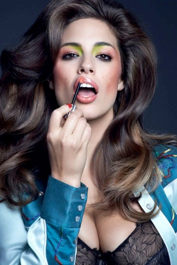 Carine Roitfeld's First Beauty Story for Harper's Bazaar with Ashley Graham, Carolyn Murphy + More