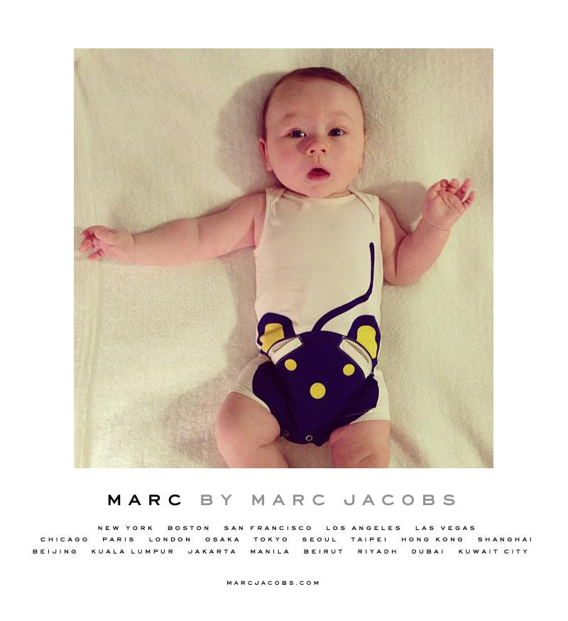 cast me marc jacobs baby Link Roundup | Naomi on Vogue Africa, Marc Jacobs Search for Fresh Talent + More