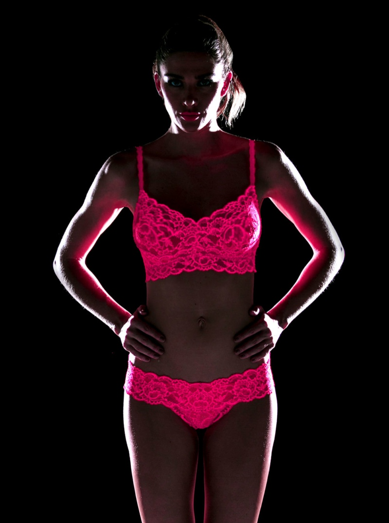cosabella glow dark lingerie2 Cosabella Has Lingerie That Glows in the Dark
