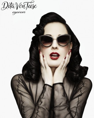 dita von teese eyewear photo1 326x406