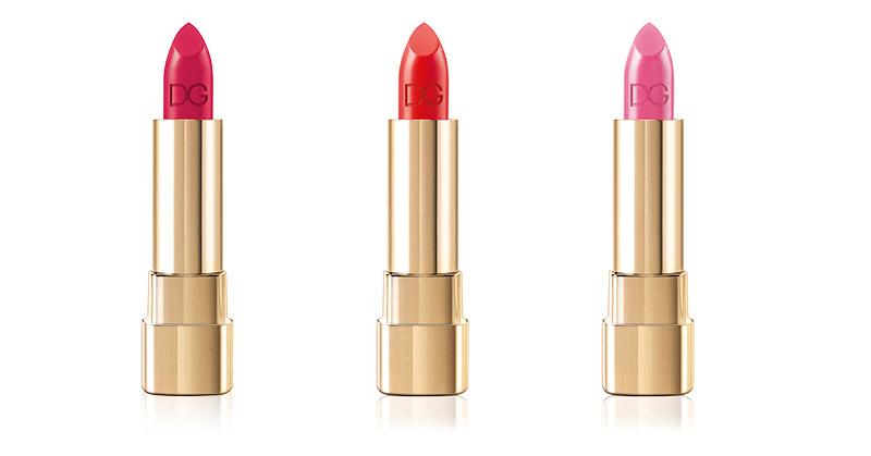 dolce gabbana classic cream lipstick Monica Bellucci Stuns in Dolce & Gabbana Classic Cream Lipstick Ad