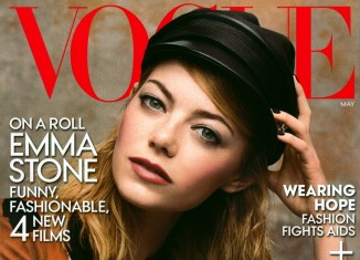 emma stone vogue 2014 cover 326x235
