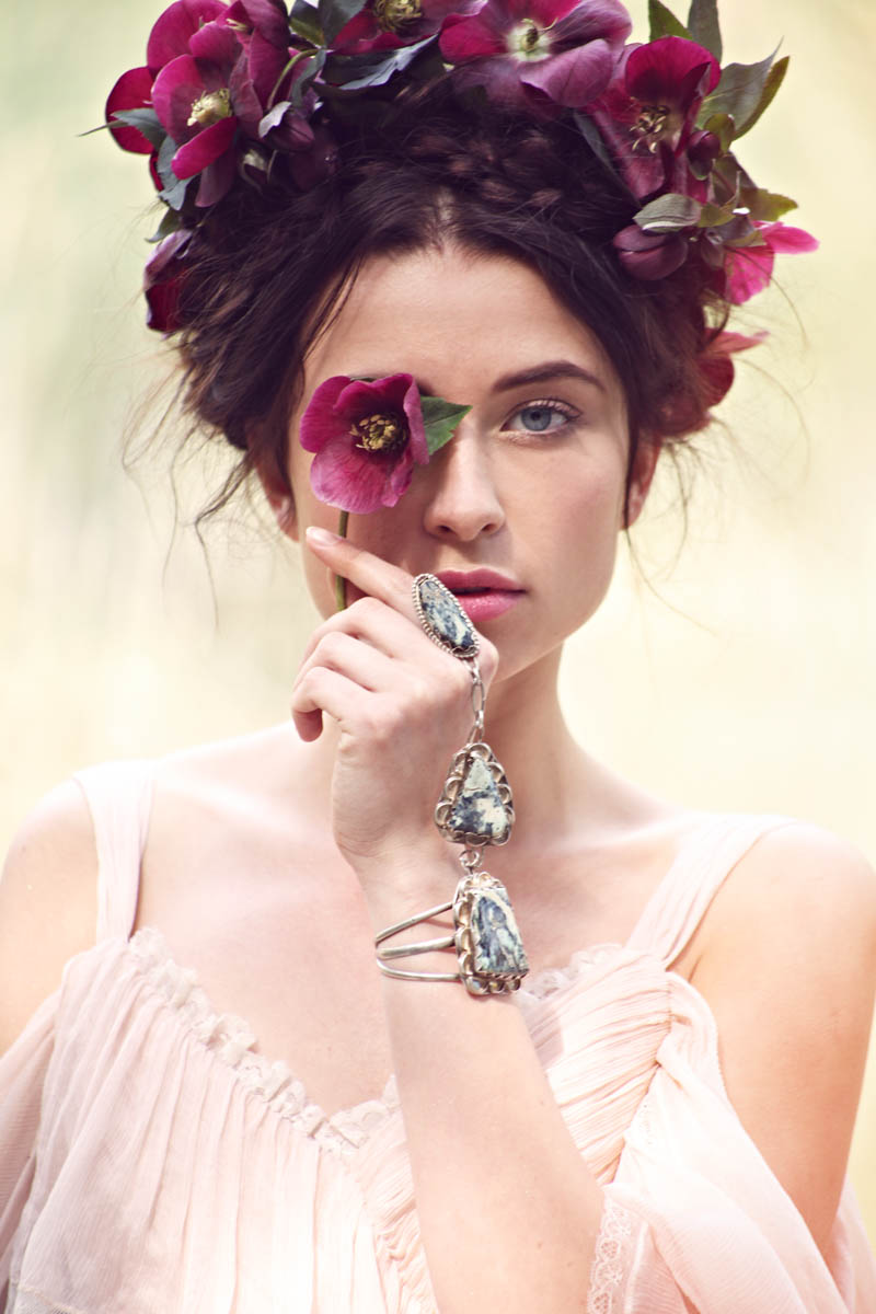 free people bridal shoot1 Free Peoples Untraditional Wedding Inspiration in I Do Shoot