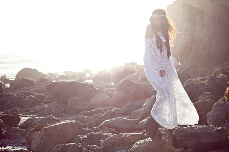 free people bridal shoot8 Free Peoples Untraditional Wedding Inspiration in I Do Shoot