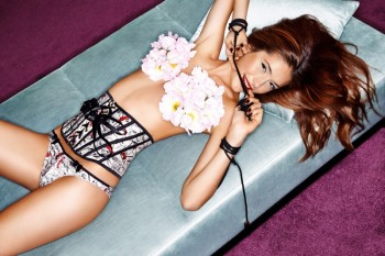 Giles Collaborates with Ann Summers for Playfully Naughty Lingerie Line