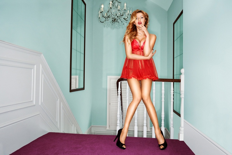 giles ann sommers lingerie5 Giles Collaborates with Ann Summers for Playfully Naughty Lingerie Line