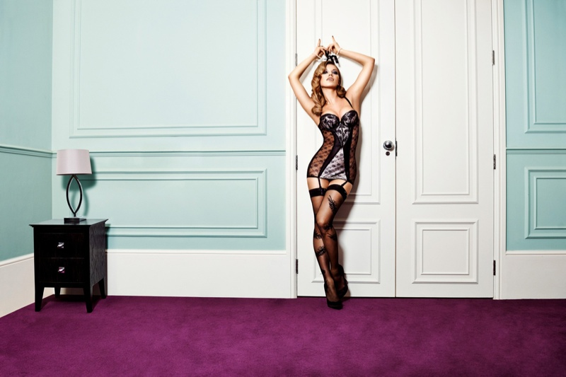 giles ann sommers lingerie7 Giles Collaborates with Ann Summers for Playfully Naughty Lingerie Line