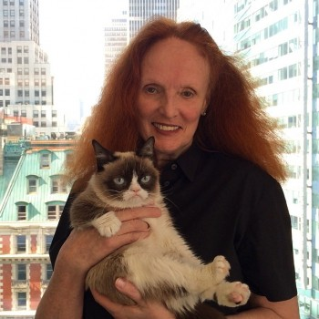 Grace Coddington Reveals Kimye Vogue Cover Was Her Idea