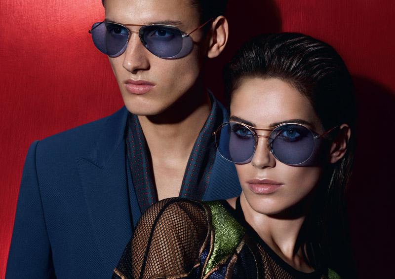 Closer Look: Gucci Techno Color Sunglasses